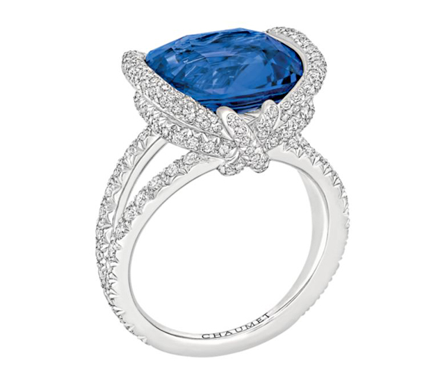 Brief Liens High Jewellery Collection Is A Nod To Chaumet