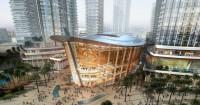 The Dubai Opera opened to fanfare in late August. Photo courtesy Dubai Opera.
